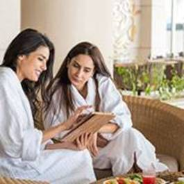 Luxury Spa Session & Lunch