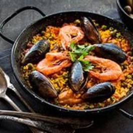 Spanish Meal