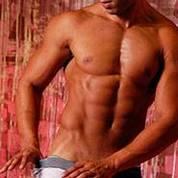 Meal & Male Stripper